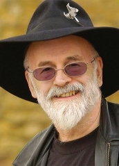 Terry Pratchett (Author of Good Omens)