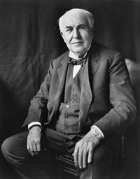 Thomas A. Edison