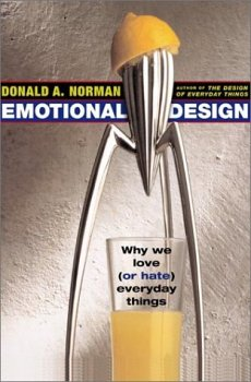 Emotional Design by Donald A. Norman