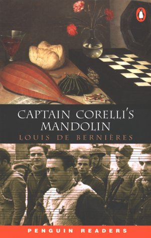 Captain Corelli's Mandolin by Louis de Bernières