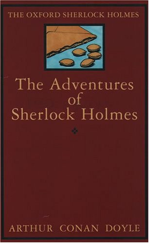The Adventures of Sherlock Holmes (Sherlock Holmes, #3)