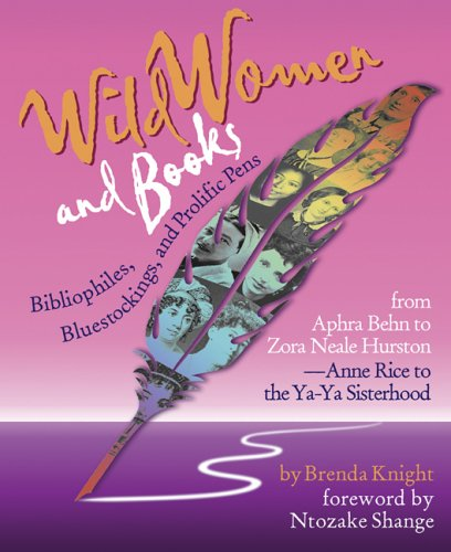 Wild Women and Books by Brenda Knight