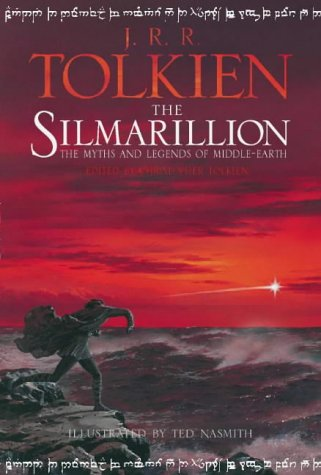 The Silmarillion - Illustrated by J.R.R. Tolkien