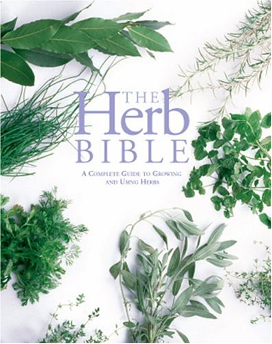 The Herb Bible by Jennie Harding
