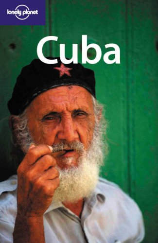 Cuba Lonely Planet Country Guide