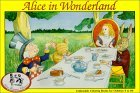 Alice in Wonderland/Coloring Book (NanaBanana Classics) (Nanabanana Classics)