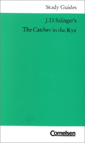 J.D. Salingers 'The Catcher in the Rye.' Materialien. by Herbert Rühl