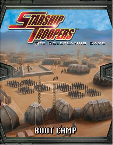 Starship Troopers   Boot Camp