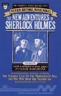 The Strange Case of the Murderer in Wax/The Man (New Adventures of Sherlock Homes 14)