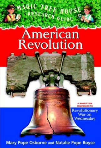 American Revolution by Mary Pope Osborne