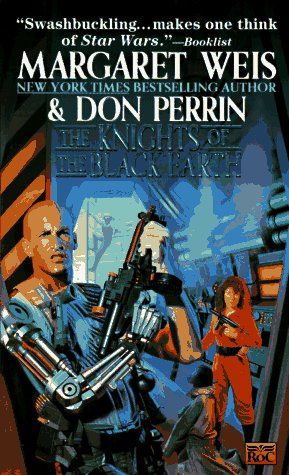 The Knights of the Black Earth: A Mag Force 7 Novel