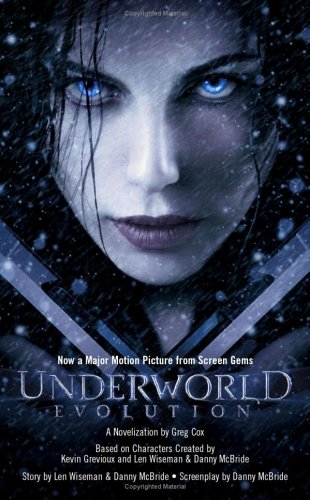 Underworld by Greg Cox