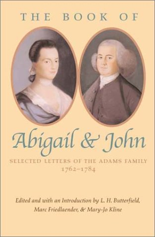 The Book of Abigail and John by Abigail Adams