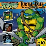 Turtle Tales: An Insider's Guide by Leonardo (Teenage Mutant Ninja Turtles (8x8))
