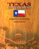 Texas Government: Policy & Politics