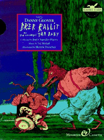 Brer Rabbit and the Wonderful Tar Baby-With Mini Book by Danny Glover