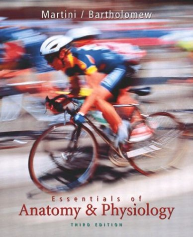Essentials of Anatomy & Physiology Plus Applications Manual