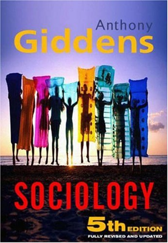Free download online Sociology by Anthony Giddens DJVU