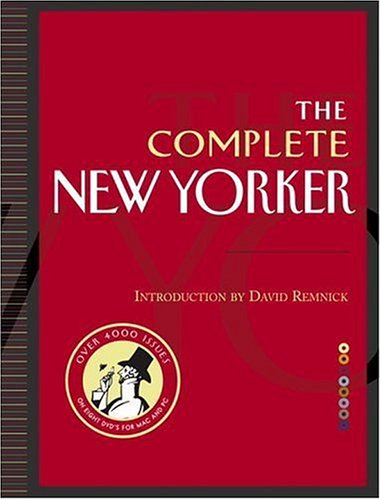 The Complete New Yorker by The New Yorker