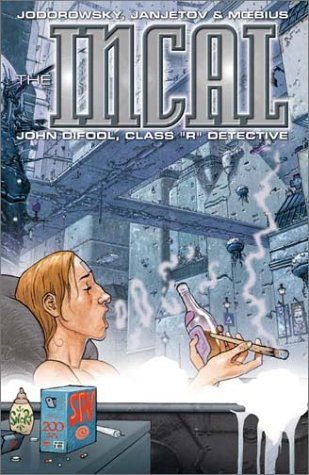 The Incal, Book 2 by Alejandro Jodorowsky