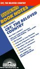 Alan Paton's Cry, the Beloved Country by Barron's Book Notes