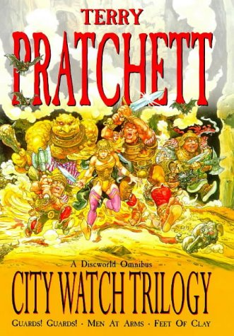 The City Watch Trilogy by Terry Pratchett