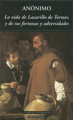 La vida del lazarillo de Tormes by Anonymous