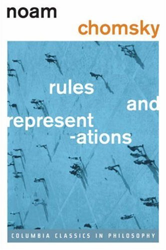 Rules and Representations (Classics in Philosophy)