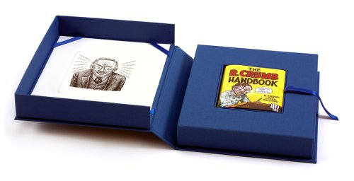 The R. Crumb Handbook Limited Edition by Pete Poplaski