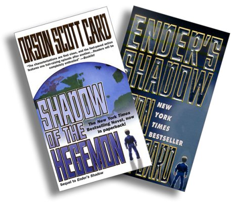 Shadow Two-Book Set by Orson Scott Card