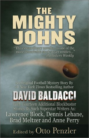 The Mighty Johns and Other Stories by David Baldacci