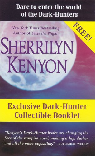 Dark-Hunter Collectible Booklet by Sherrilyn Kenyon