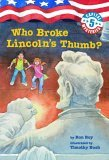 Who Broke Lincoln's Thumb? (Capital Mysteries, #5)