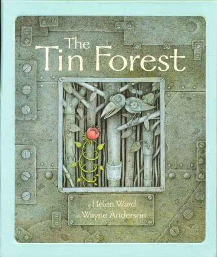 icon for site THE TIN FOREST