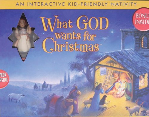 What God Wants for Christmas With Book