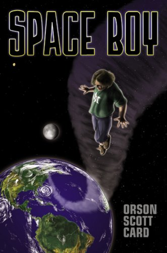 Space Boy by Orson Scott Card