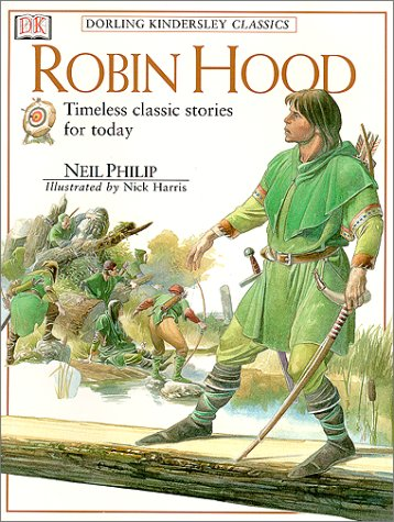 Robin Hood by Neil Philip