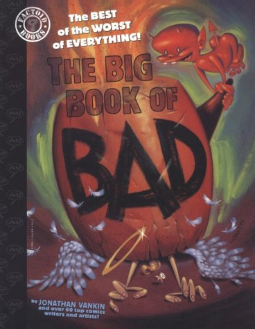 The Big Book of Bad by Jonathan Vankin