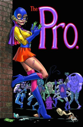 The Pro by Garth Ennis