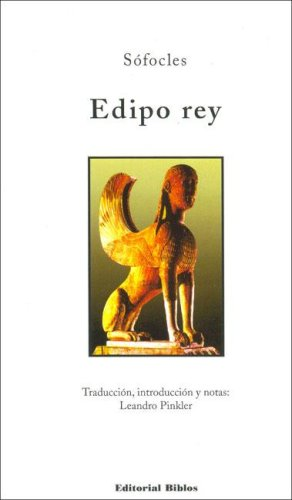Edipo Rey by Sophocles