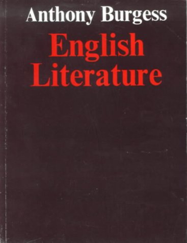 Anthony Burgess english literature
