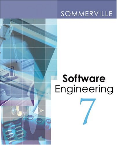 Software Engineering by Ian Sommerville