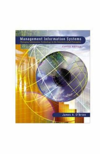 Management Information Systems: Managing Information Technology in the Internetworked Enterprise