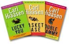 Carl Hiaasen's South Florida Three-Book Set #2: Lucky You, Basket Case, And Double Whammy