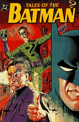 Tales of the Batman by Martin H. Greenberg