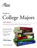 Guide to College Majors, 2007 Edition (College Admissions Guides)