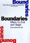 Boundaries by Anne Katherine