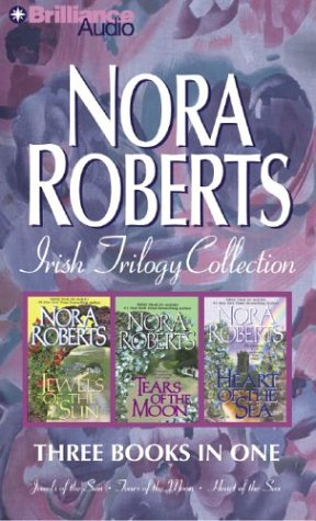 Irish trilogy collection by Nora Roberts