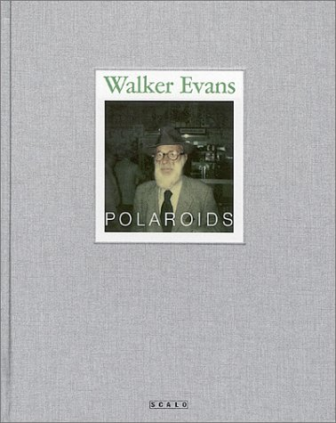 Polaroids by Walker Evans