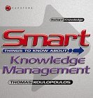Smart Things to Know About, Knowledge Management